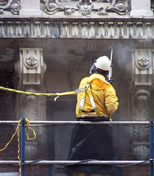 Masonry Cleaning